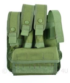 CIRAS Opbouwpaneel Olive Green MOLLE Opbouwtas voor shotgun CIRAS of flare gun - nieuw - origineel