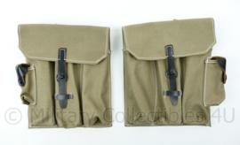 MP44 / Sturmgewehr / / STG44 MP43 magazijntassen set met 1 klep