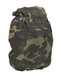 Italiaanse woodland rugzak overtrek - voor over max. 80 liter rugzak. - origineel