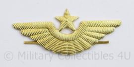 USSR Russische leger pet insigne metaal- 7 x 3 cm - origineel