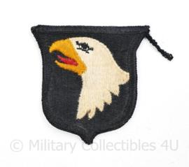 US Army naoorlogse 101st Airborne Patch - 6,5 x 6 cm - origineel
