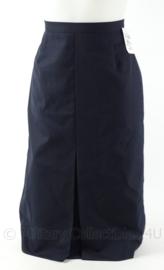 KM Marine Daagsblauwe dames rok - uniform, blauw, vloot - nieuw met kaartje - maat 38 - origineel