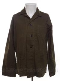Nederlandse MVO uniform jas - zeldzaam vroeg 1956 model - maat 48 - origineel