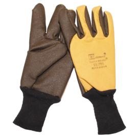 Militaire winter werkhandschoenen Gloves Arctic Working - gevoerd - maat Medium - NIEUW in verpakking - origineel