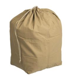 Barracks bag - COYOTE katoen - ONGEBRUIKT - origineel