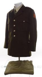 KL Nederlandse leger DT jas en broek van voor 2000 - maat 53 - origineel