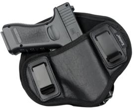 Consealed verborgen holster Glock 17 -  BLACK