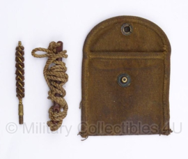 US cleaning kit pouch MET inhoud - origineel WO2
