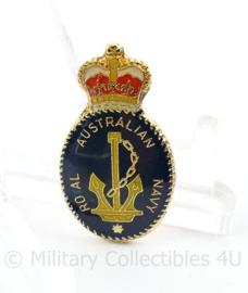 Australian Royal Navy speld - 2,5 x 1,5 cm - origineel