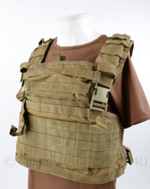 Nederlandse leger Profile Equipment plate carrier Coyote  - verstelbaar - origineel
