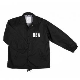 Windjack DEA - zwart