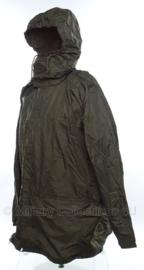 KL en Klu regenjas jekker - met ingebouwde draagtas - maat XL - origineel