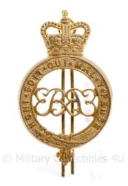 Wo2 Britse Grenadier Guards pet speld - 5,5 x 3 cm - origineel WO2