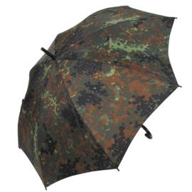 Paraplu Flecktarn camo - diameter ca. 105 cm