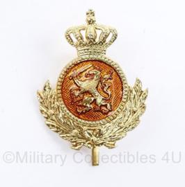 KL Landmacht onderofficier DT pet insigne - 6 x 4 cm - origineel