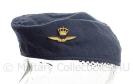 KLu Koninklijke Luchtmacht dames schuitje - 1970 - maat 55 - origineel