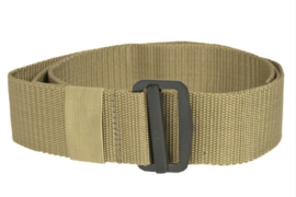 US BDU belt broekriem COYOTE  45mm