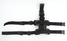 Beenplaat met bevestiging voor Ghost holster Glock - KMAR  - origineel