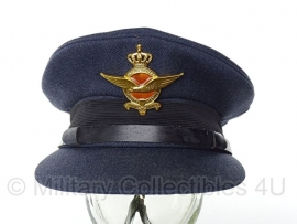 KLU Luchtmacht GLT pet met metalen insigne - maat 56 - origineel