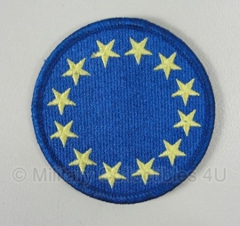 Europe Force, EUFOR  patch met velcro (klittenband) -  origineel