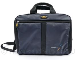 Koninklijke Marechaussee luxe draagtas en schoudertas - merk Slazenger -  42 x 31 x 14 cm - origineel
