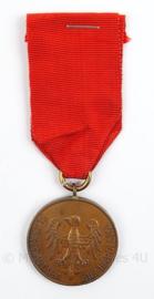 Poolse medaille 1938 Wiecznie  Znami- afmeting 4 x 11 cm - origineel