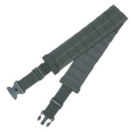 Battle Belt Koppel met Molle draagsysteem - 900D Cordura - Wolf Grey
