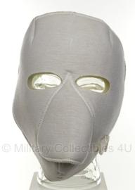 KL Nederlandse leger en Korps Mariniers wintermasker - wit - origineel