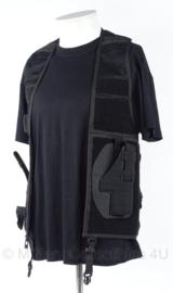 Nederlandse Politie, Kmar, BSB, DKDB Undercover vest met toebehoren - - maat XXL - merk Noorloos 5.11