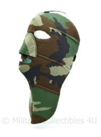Neopreen gezichtsmasker Full Face - Woodland