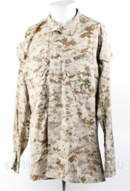 USMC US Marine Marpat Desert camo naam Kresser - medium long -  - origineel