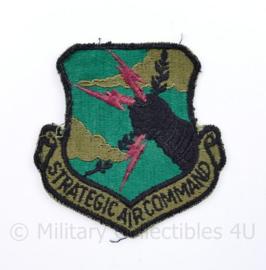 USAF Strategic Air Command patch - 8 x 7,5 cm - origineel
