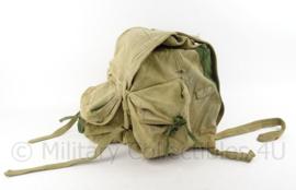 US Vietnam oorlog rugzak - van Vietcong - Zeldzaam! - 43 x 30 x30 cm - origineel