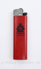 Korps Mariniers aansteker - gebruikt maar werkt - 9 x 2,5 cm- origineel