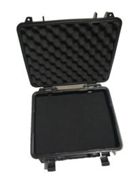 Tactical padded case voor kijkers of wapens - 28 x 24,5 x 10,8 cm.