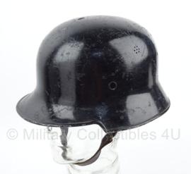 WO2 Polizei of Feuerwehr Duitse aluminium helm 1934 - maat 58 - origineel WO2