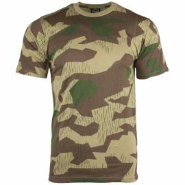 T shirt - WO2 Duitse Splittertarn