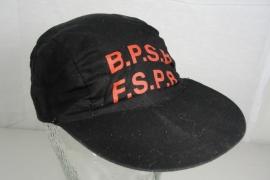 B.P.S.B. Belgische politie sportbond cap - Art. 550 - origineel