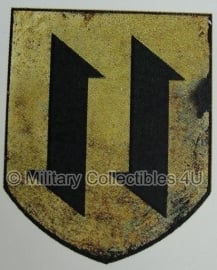 Kroatische-Freiwilligen-Division runen decal - CR-009