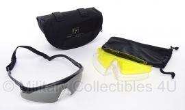 Revision Sawfly Deluxe Eyewear Systeem ballistische bril - maat regular NIEUW