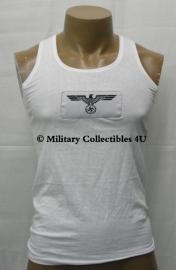 Sportshirt hemd met Heer adelaar - Size 40 = NL maat 50