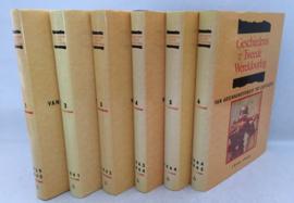 Boeken reeks Geschiedenis van de Tweede Wereldoorlog - 6 delen!