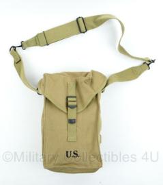 General ammunition bag khaki - met draagriem