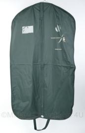 Defensie donkergroene opberghoes voor DT uniform - origineel