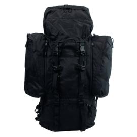 Rugzak Alpin 110 met afneembare zijtassen /Daypacks - 110 liter - zwart