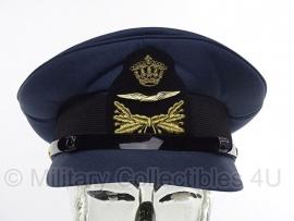 KLU Koninklijke Luchtmacht pet onderofficier 2001 - met insigne - maat 57 - origineel