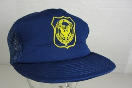 Coss County Police Department Baseball cap - Art. 545 - origineel