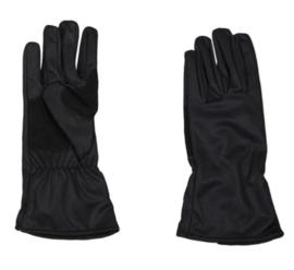Leger en Kmar Koninklijke Marechaussee S.P.E. tactical gloves gripper gloves zwart ONGEBRUIKT - maat M tm. XL - origineel