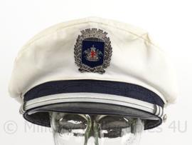 Engelse politie pet - City of London Police - maat 60 - origineel