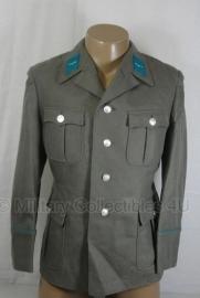 DDR luchtmacht jas met insignes!  - maat K 52 - origineel